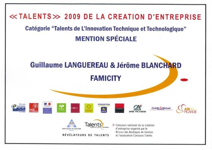 talents 2009