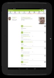 Famicity - Mes infos en version site mobile